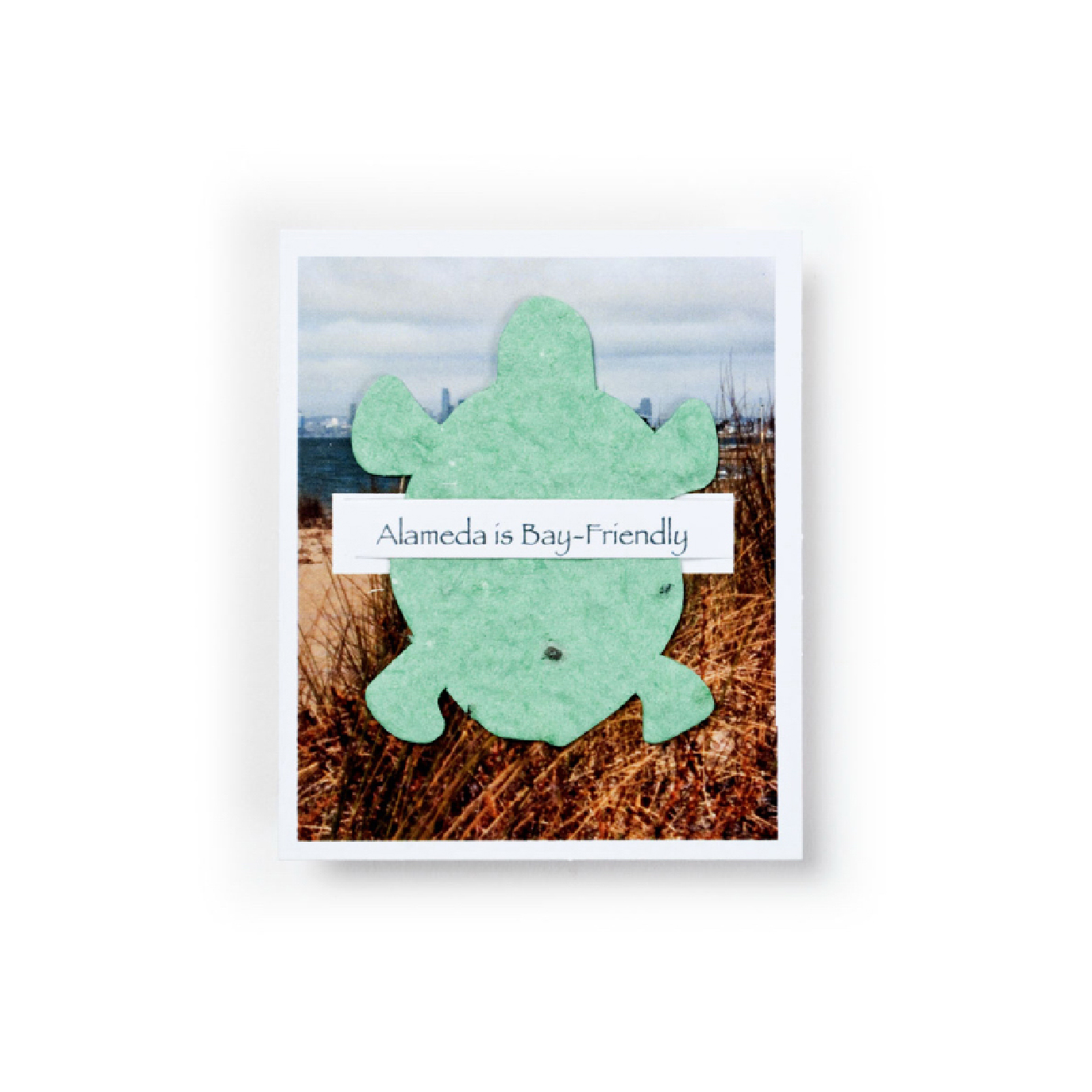 personalized plantable gift card