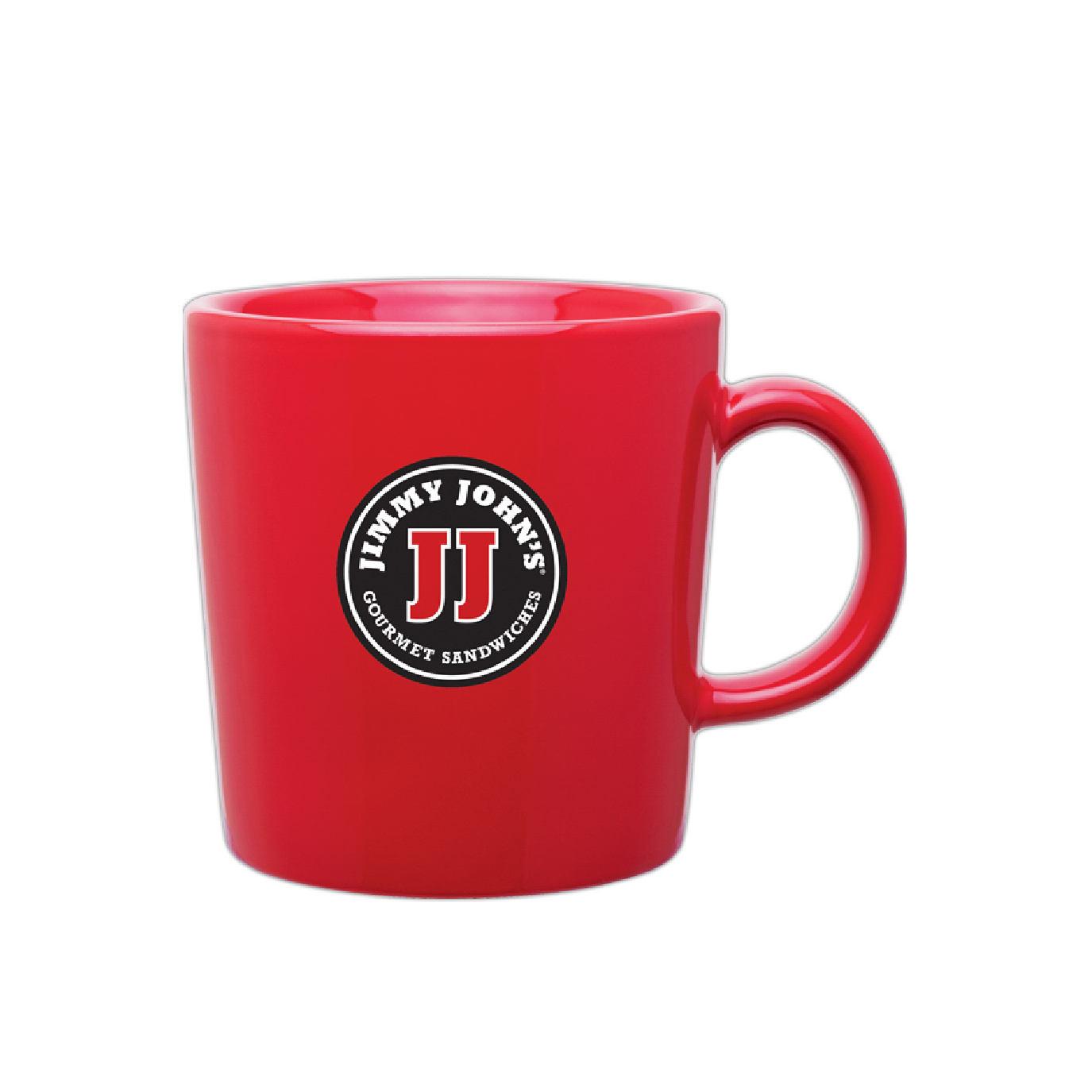 custom branded ceramic mug