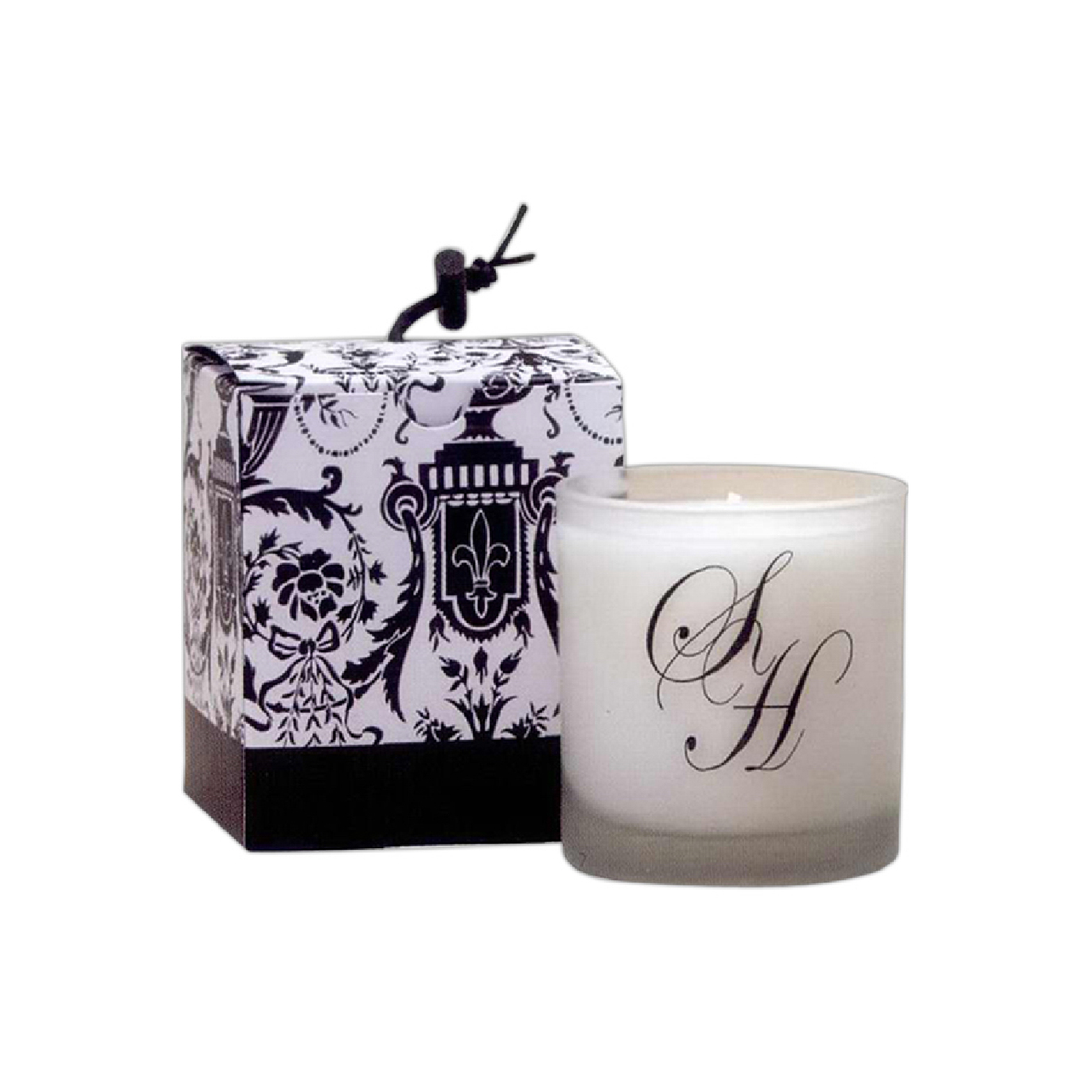 personalized eco soy candle