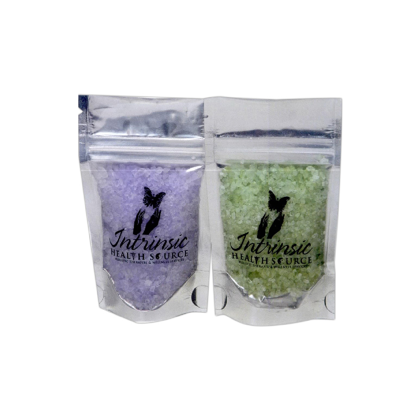 custom eco friendly bath salts