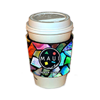 10094CP Full-Color Foam Coffee Sleeve
