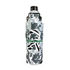 1067 4CP Full Color Neoprene Water Bottle Cool-Apsible