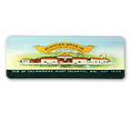 10624CP Coaster Bar Mat