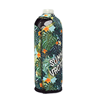 2016-54 Full Color Neoprene Water Bottle Sewn Bottom