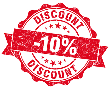 10 percent off coupon
