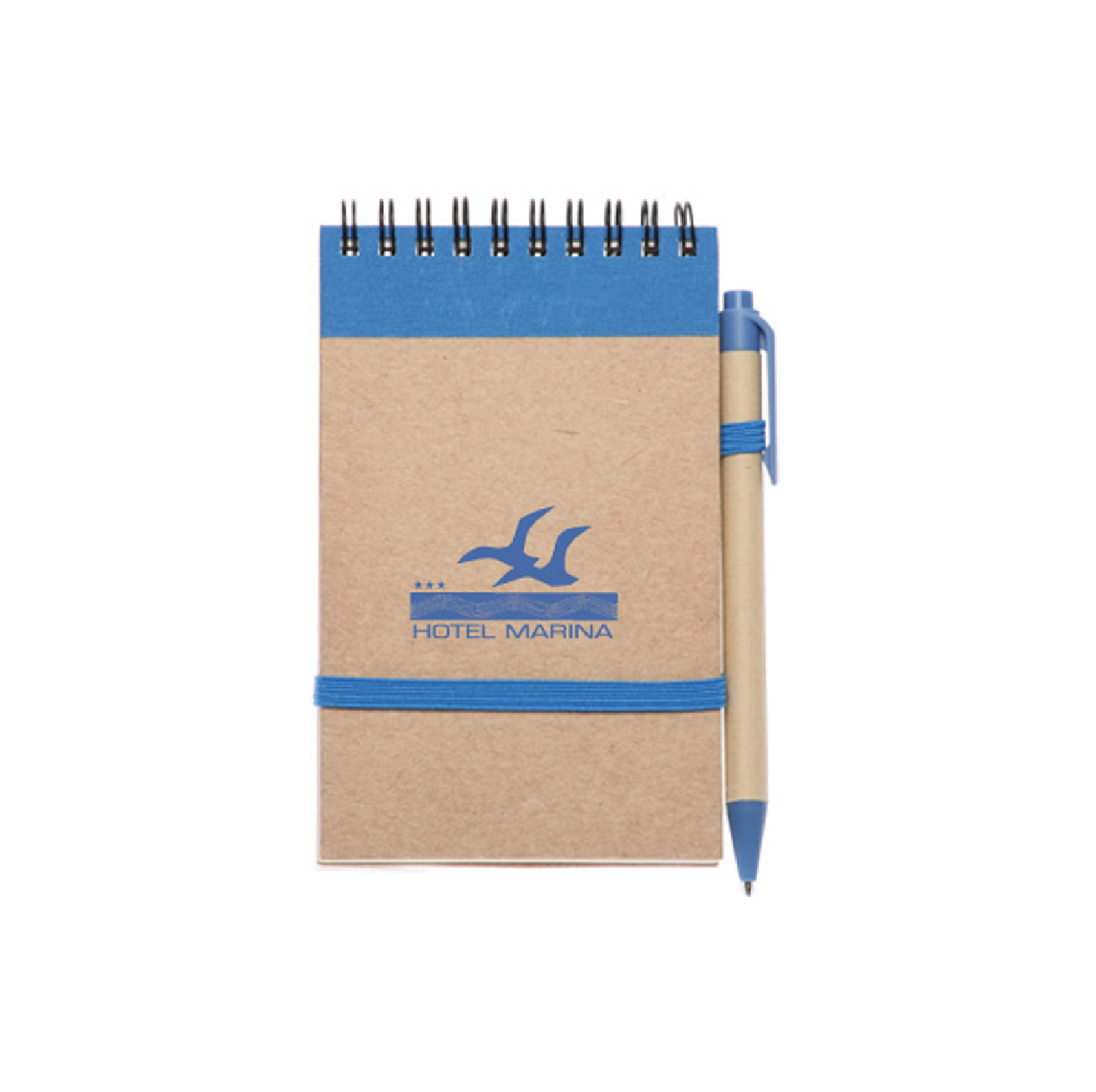 personalized recycled eco paper pad