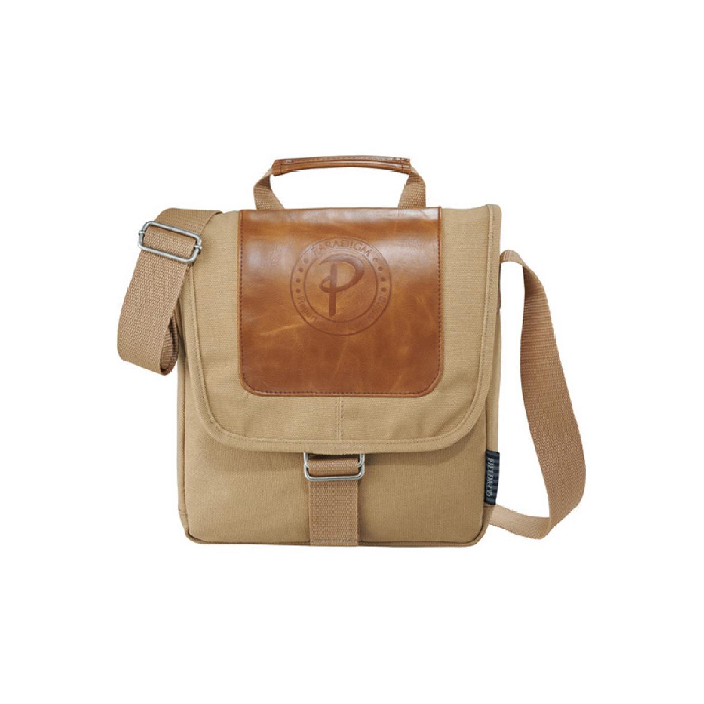 custom computer messenger bag