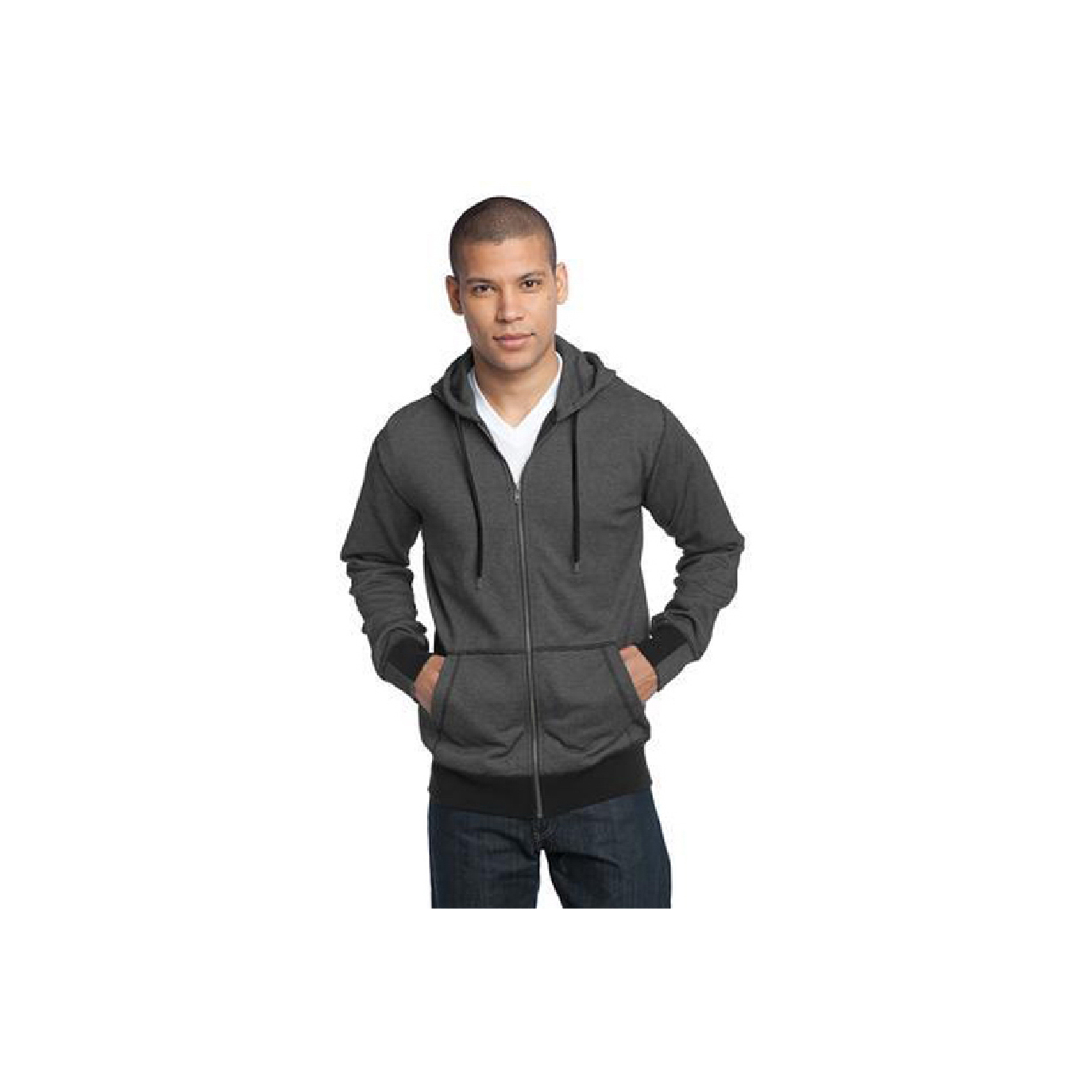 recycled cotton eco friendly hoodie