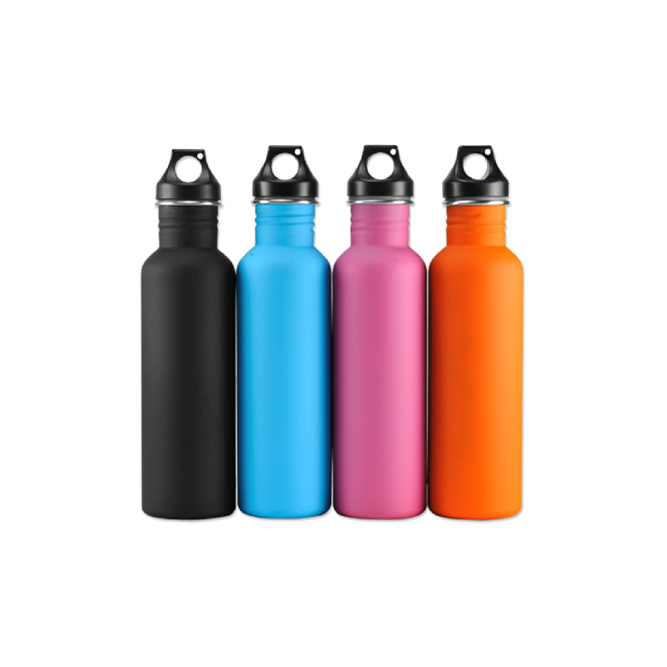 custom printed stainless steel bottles