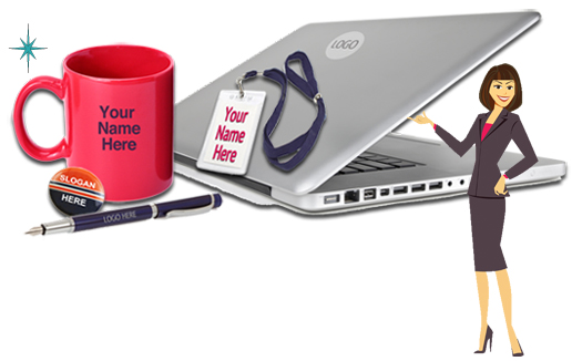 Custom Designed Promotional Products