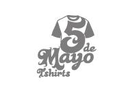 5 de mayo tshirts logo