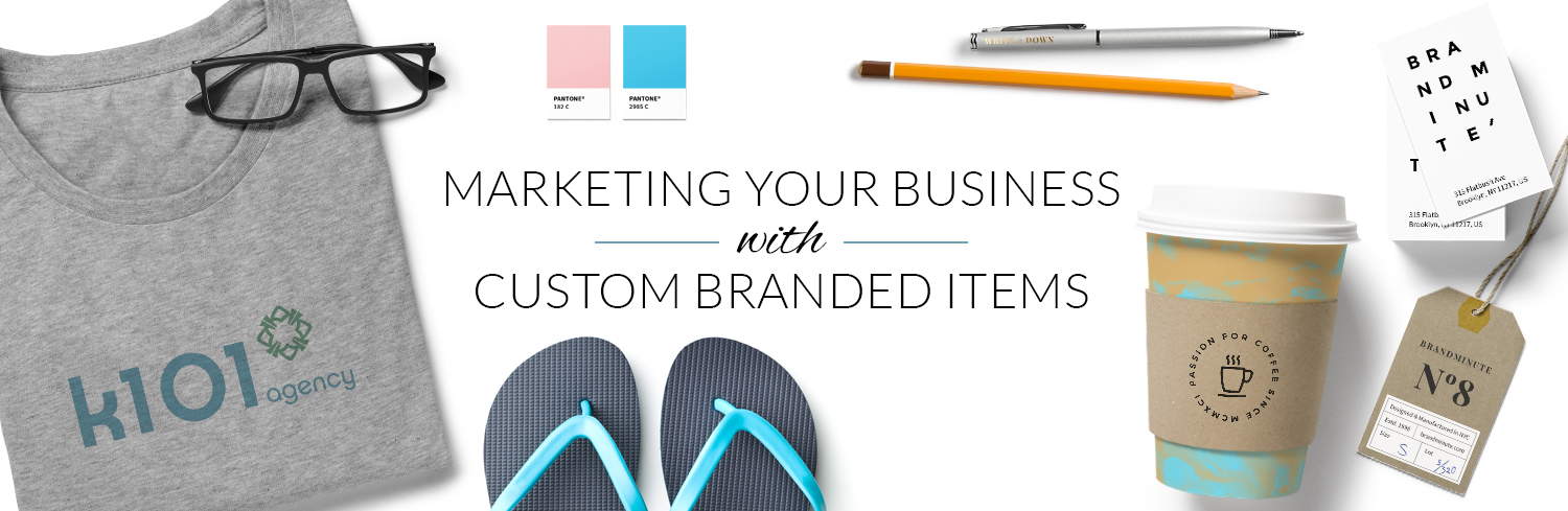 k101 Promotional Products