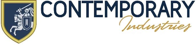Contemporary Industries, Inc.'s Logo