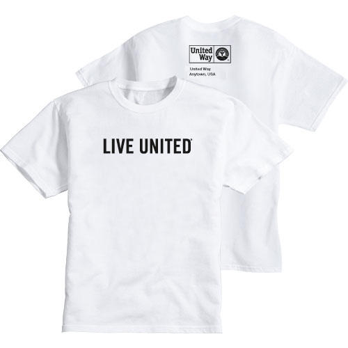 52538e45 Proforma Impact Print and Promo has partnered with United Way Worldwide as  an official vendor for apparel and promotional items. Since your T-Shirts  have ...
