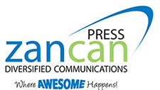 Zancan Press Inc's Logo