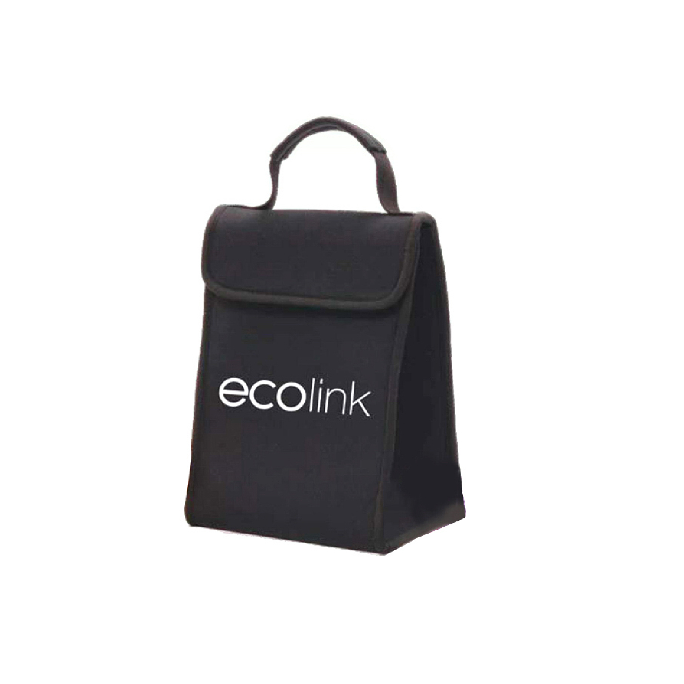 personalized organic cotton lunch bag
